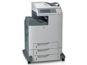 HP Color LaserJet CM-4730
