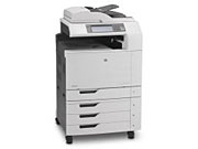 HP Color LaserJet CM6040
