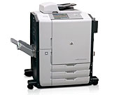 HP Color LaserJet CM-8050