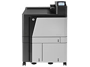 HP Color LaserJet Enterprise M855x Plus