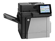 HP Color LaserJet M680
