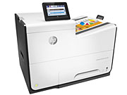 HP PageWide Color 556