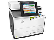 HP PageWide MFP E58650