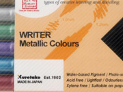 ZIG Writer Metallic