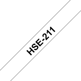 Brother HSe211 Teksttape HSe211
