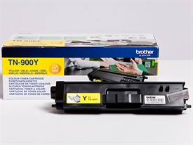 Brother TN-900Y Toner TN900YTWIN