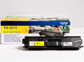 Brother TN-321Y Toner TN321Y