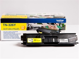 Brother TN-326Y Toner TN326Y