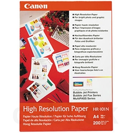 Canon HR-101 High Resolution Inkjet Papir 1033A002