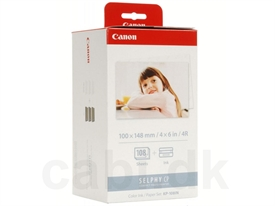 Canon KP-108IN Foto Ink Kit 3115B001