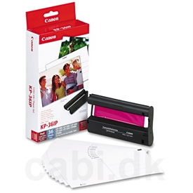 Canon KP-36IP Foto Ink Kit 7737A001