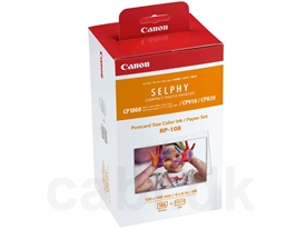 Canon RP-108 Foto Ink Kit 8568B00