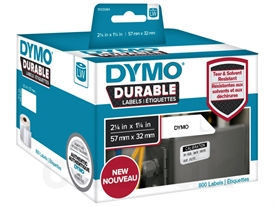 Dymo 1933084 Durable LabelWriter Etiket 1933084