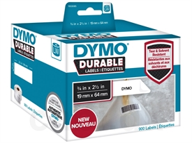 Dymo 1933085 Durable LabelWriter Etiket 1933085