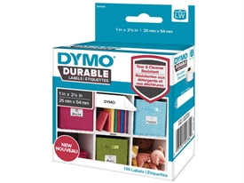 Dymo 1976411 Durable LabelWriter Etiket 1976411