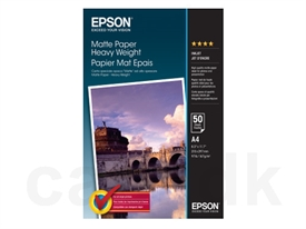 Epson Mat Heavy Weight Inkjet Papir C13S041256