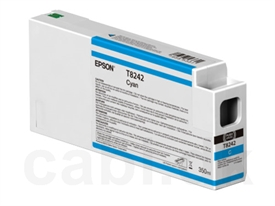 Epson T8242 UltraChrome HDX/HD Blæktank C13T824200