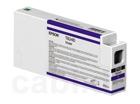 Epson T824D UltraChrome HDX/HD Blæktank C13T824D00