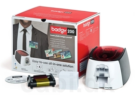 Evolis Badgy 200 ID-Kort Printer B22U0000RS