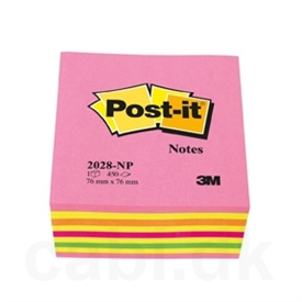 3M Post-it 2028NP Kubus Blok FT510093204
