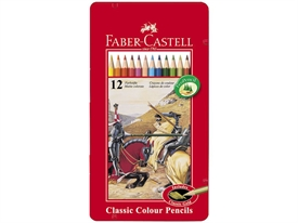 Faber-Castell Classic Farveblyant 115844