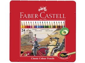 Faber-Castell Classic Farveblyant 115845