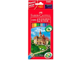 Faber-Castell Classic Farveblyant 120112