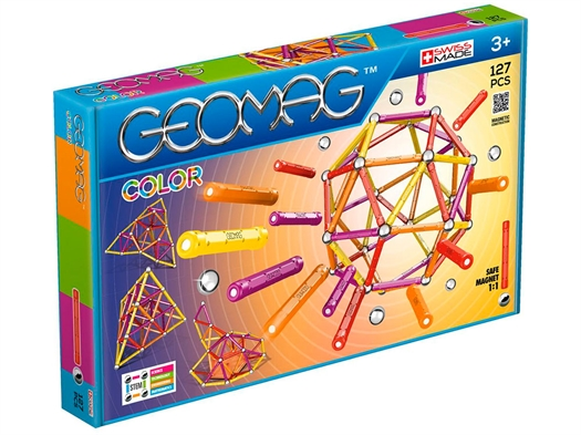Geomag Color 127 Magnetsæt