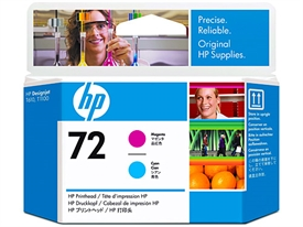 HP No. 72 Printhoved C9383A