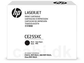 HP No. 55X / CE255X WhiteBox Printerpatron CE255XC