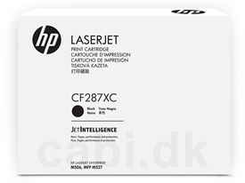 HP No. 87X WhiteBox LaserJet Printerpatron CF287XC