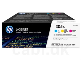 HP No. 305A (CF370AM) LaserJet Printerpatron CF370AM
