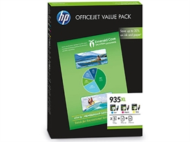 HP No. 935XL Office Value Pack F6U78AE
