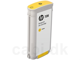 HP No. 728 DesignJet Ink Cartridge F9J65A