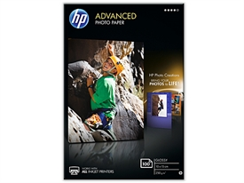 HP Advanced Glossy Photo Inkjet Papir Q8692A