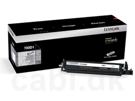 Lexmark 700D1 Developer Unit 70C0D10
