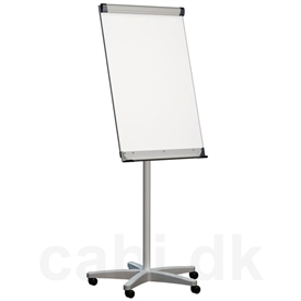 Select Economy Mobil Whiteboard/Flip-Over Tavle