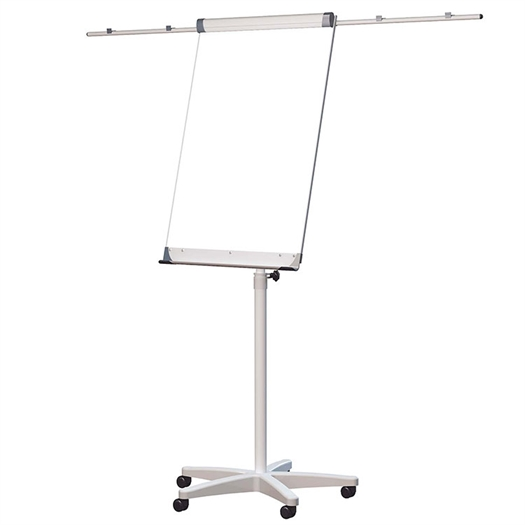 Select Economy Mobil Whiteboard/Flip-Over Tavle med Arme